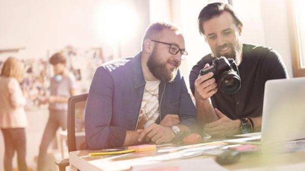 Filmskapande och redigering med Premiere Pro