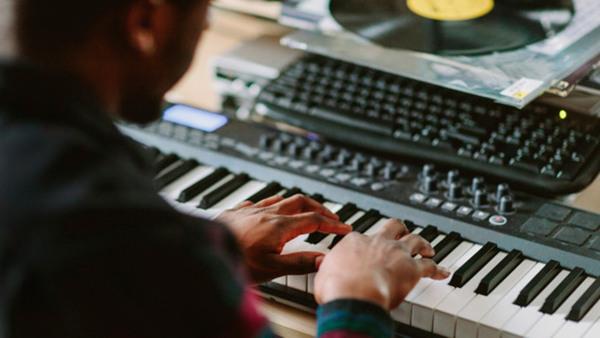 Musikskapande