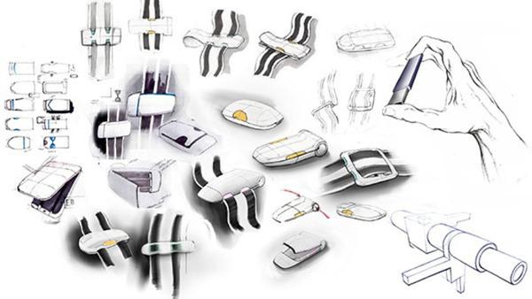 Designskiss, grundkurs