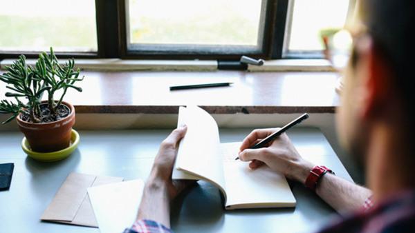 Skriv biografiskt