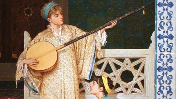 Osman Hamdi Bey - en tidig modernist i Turkiet