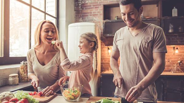 Höstlov Pizza utmaningen barn och vuxen