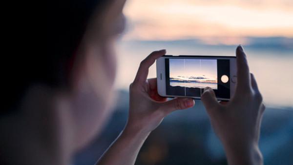 Filma med din iPhone, sociala medier