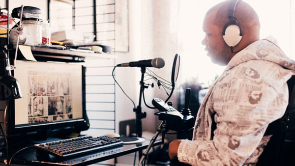 Föreläsning - musikproduktion med Logic Pro X