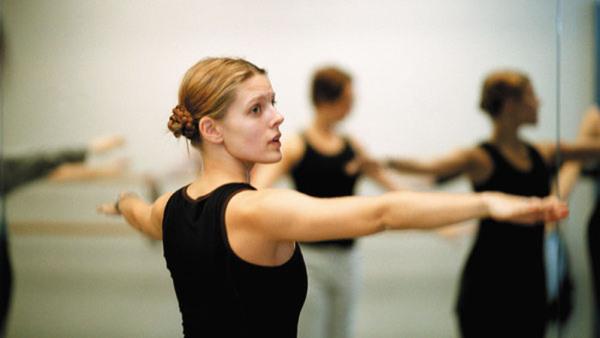 Balett vuxna forts *kortkurs