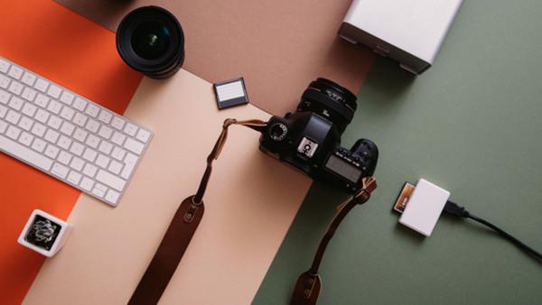 Digital fotografering systemkamera, grund (helg)