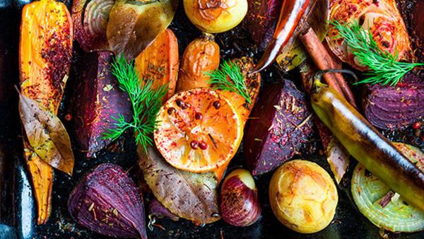 Vegetarisk och vegansk näringslära