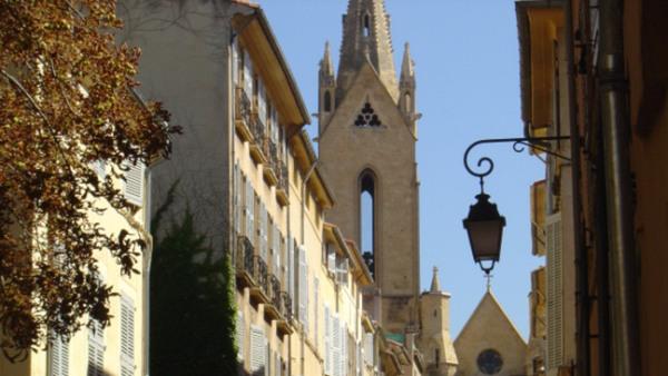 Franska i Stockholm och Aix-en-Provence