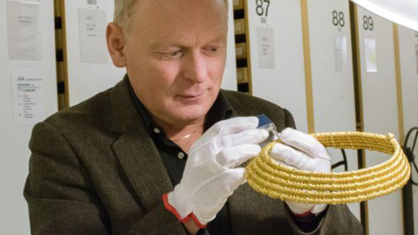 Guldåldern - svenska forntida guldfynd