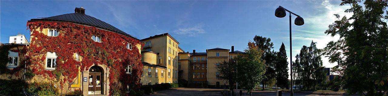 Hotat kulturarv: Gamla Länslasarettet i Umeå