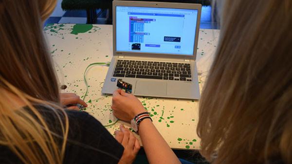Spelprogrammering för barn 9-12 år