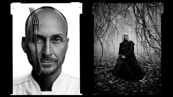 Fotograf Thron Ullberg, föreläsning