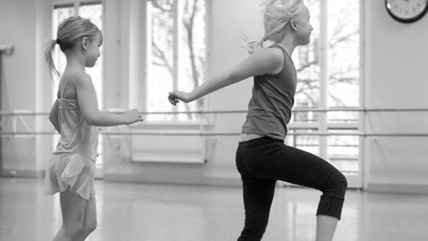 Balett nybörjare 6-7år
