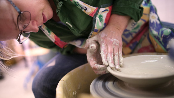 Keramik - sommarkurs