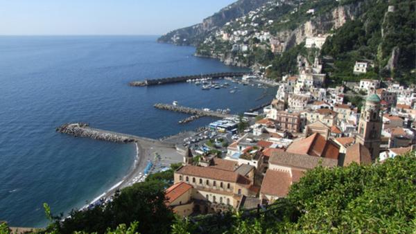 En resa genom Italien - A2/B1 konversation