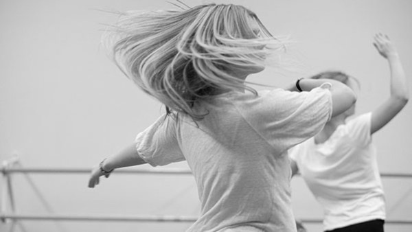 Inkluderande Balett och Modern dans