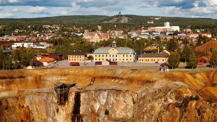 European copper on a Global market 1