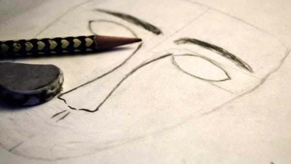 Teckning och måleri, fri gestaltning - NYHET!