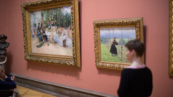 Utforska Göteborgs konstmuseum