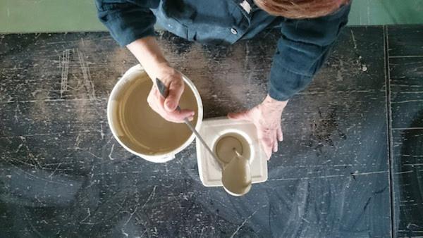 Keramik, gjutlera - helgkurs NYHET!