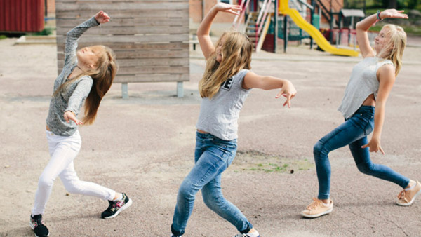 Dancejoy - sommarkurs