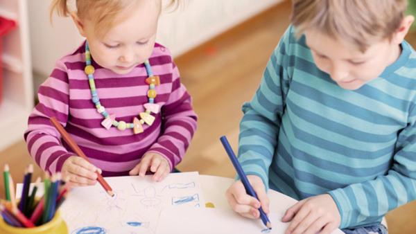 Höstlovsmåleri vuxen och barn Nyhet