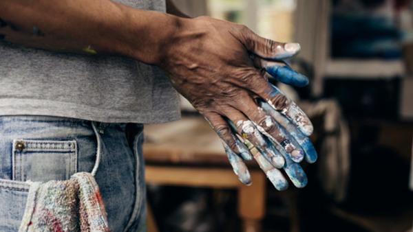 Akrylmåleri workshop Nyhet