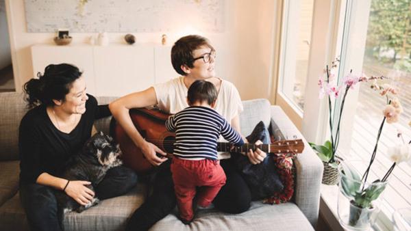 Spädbarnsvården lyfte Sverige