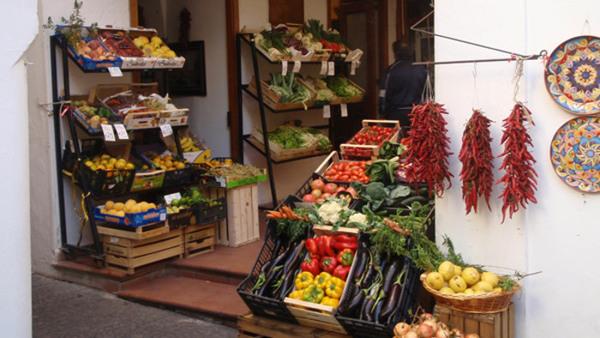 Italiensk matlagning Nyhet