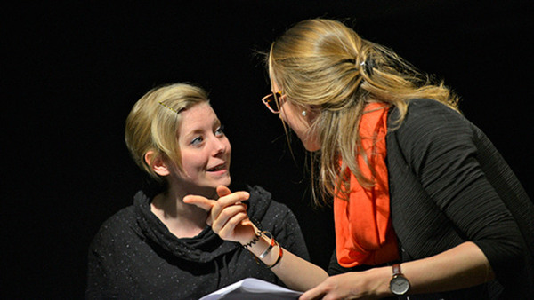 Acting workshop Summercourse week 33-35