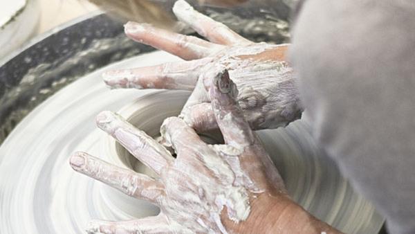 Keramik/drejning - helgkurs
