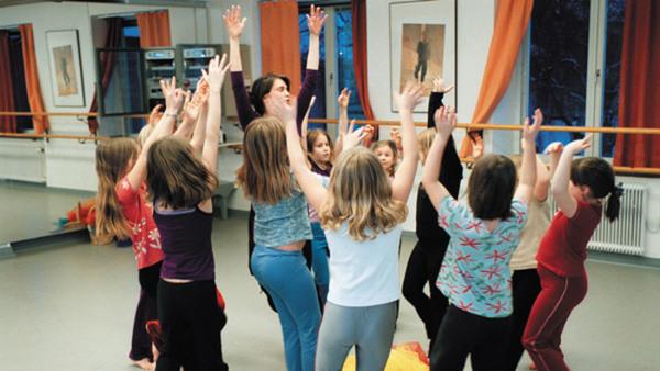 Barndans 5-6 år nybörjare/fortsättning