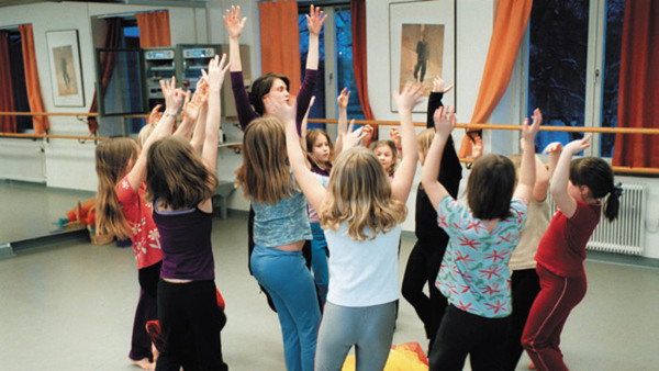 Barndans 5-7 år nybörjare/fortsättning