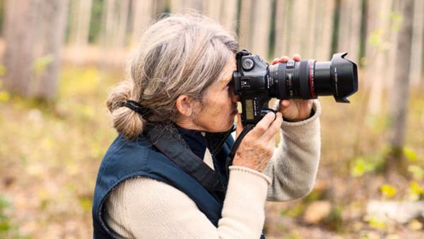 Foto för seniorer - På seniorernas Hus