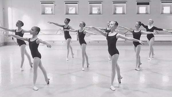 Audition till BA Balettskola