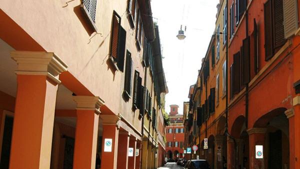 Allmän + individuell italienska i Bologna
