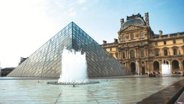 En resa genom Frankrike