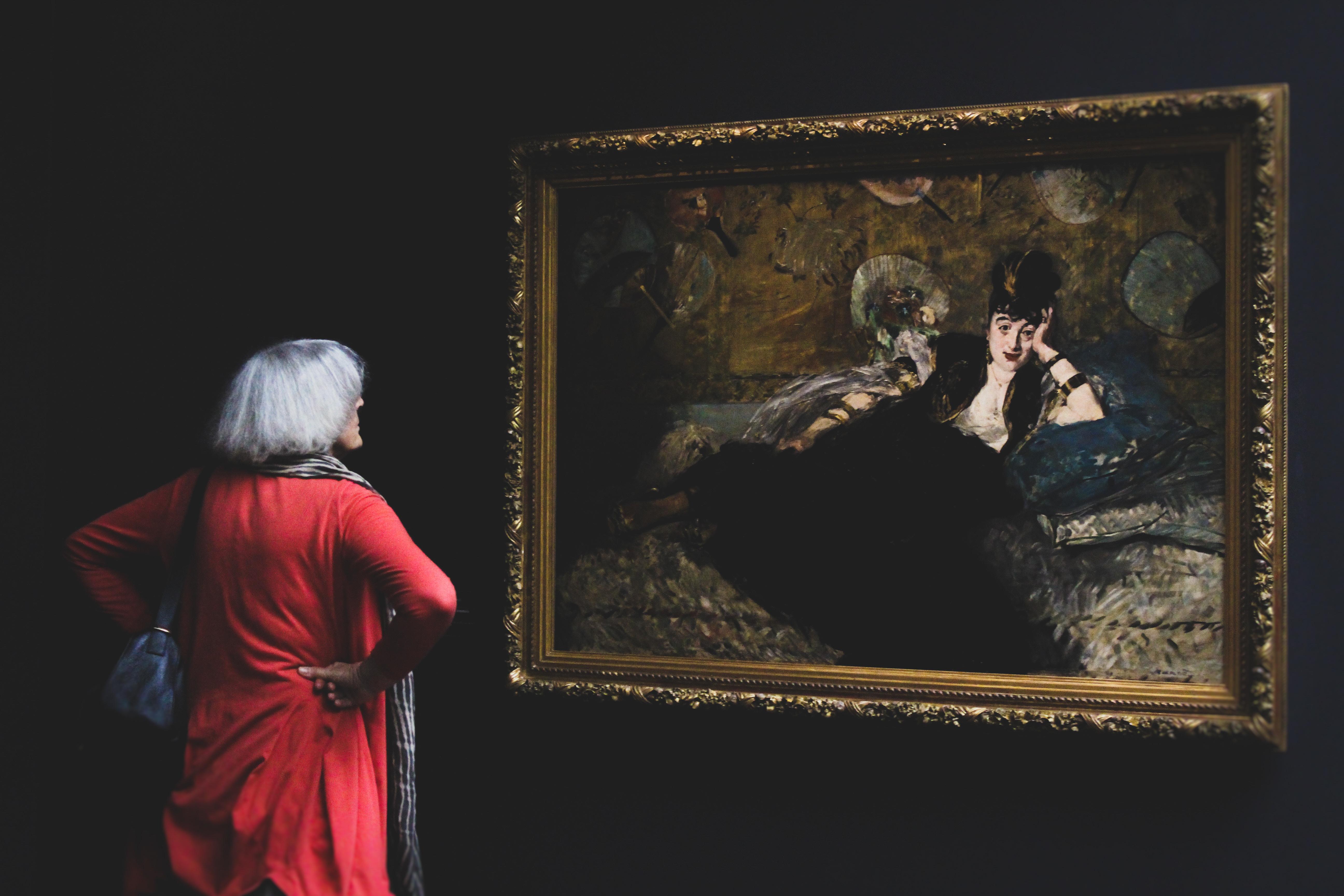 Konsthistoria ur olika perspektiv