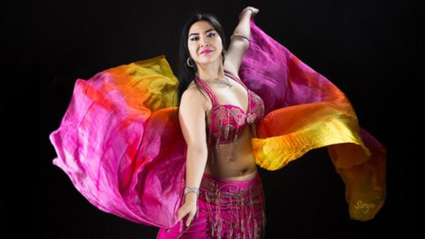 Orientalisk dans - fortsättning F3