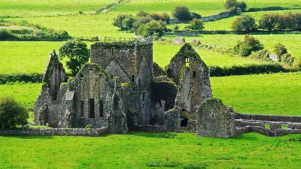 Irland, den gröna ön