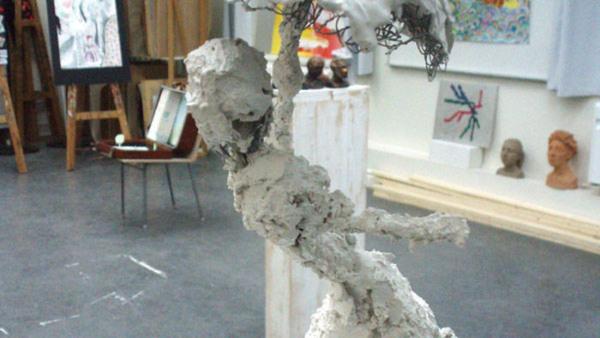 Fri skulptur- januarivecka