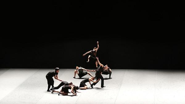 Bakom kulisserna på Spira - tema dans