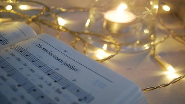 Att sjunga på Svenska (nivå B1) Julspecial - NYHET
