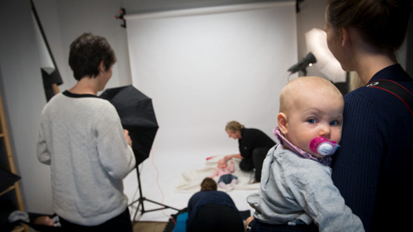 Learn how to photograph your baby, level 2