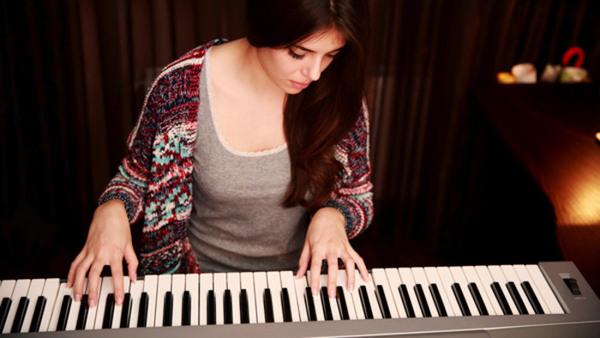 Piano- och sångkonsert