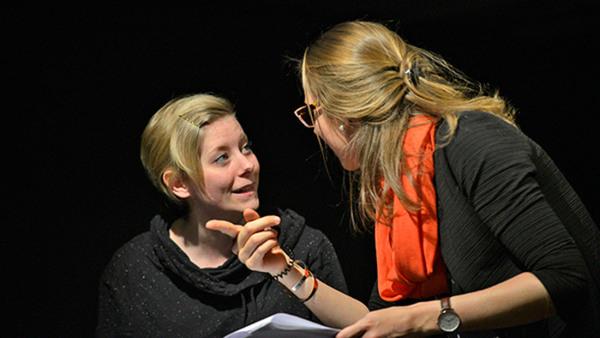 Auditionträning 16-25 år - intensivkurs