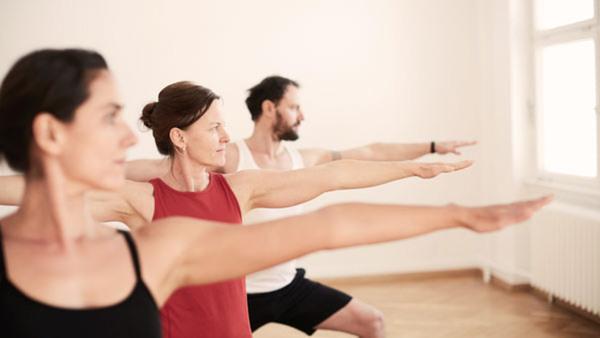 Yoga som behandlingsmetod