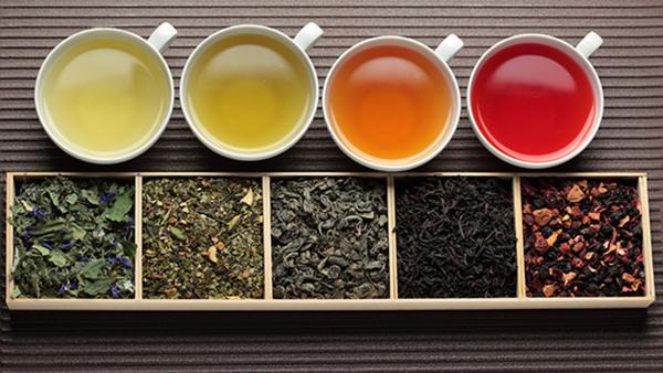 Från teblad till tekopp