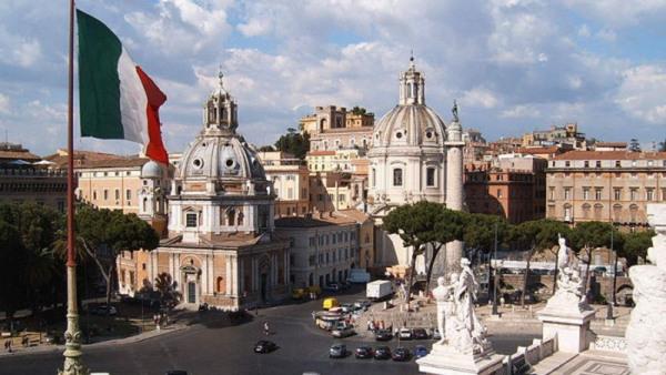 Italienska A1 del 1 - del 4 Stockholm-Rom