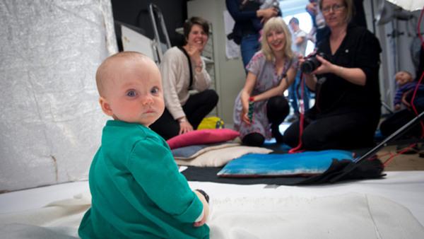 Barnfotografi - lär dig fotografera ditt barn!